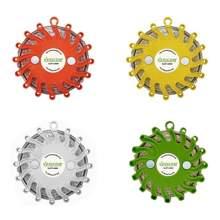 SLDF1-04633 (Yellow) 6- Pakc Safety Flare Kit