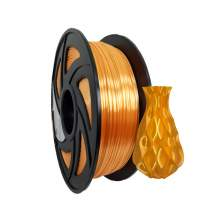3D Printer PLA Plus Silk Orange Filament 1.75mm 2.2Lbs