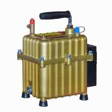 Portable Air Vacuum Pump 110V 1.2 CFM for Automotive A/C Service