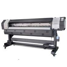 """Eco Solvent Printer 72"""" Large Format Printer Equipment With Epson DX5 Printhead"""