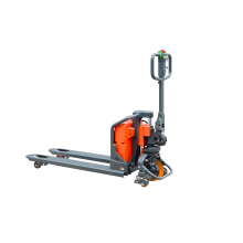 """NobleLift 27"""" x 48"""" Easy Mover Semi-Electric Pallet Jack SPTE33X"""