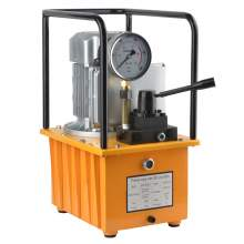 Electric Hydraulic Pump Double Manual Valve 10,000 PSI