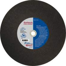 "United Abrasives 14"" X 3/32"" X 1'"" Steelworker 