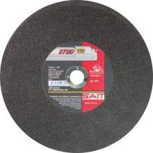 "United Abrasives 14"" X 3/32"" X 1'"" Stud King 