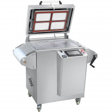 Vacuum Packing Machine Modified Atmosphere Packaging Machine Tray Sealer