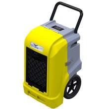Commercial Portable Dehumidifiers for Water Damage Restoration Carpet Cleaning 90 Pint