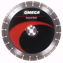 Omega General Purpose Saw Blade 10mm Tall Segments (Premium Grade)