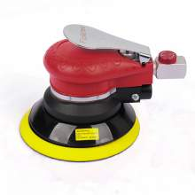 "5"" Air Palm Random Orbital Sander Dual Action Pneumatic Polisher"