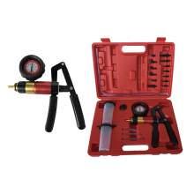 Hand Held Vacuum Pump Pressure Tester Kit