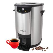 Westbend 42 Cup Coffee Urn - Double Wall - Stainless Steel