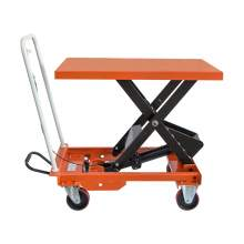 "IDEAL LIFT Single Scissor Lift Table 2000 lbs 39.4"" lifting height"
