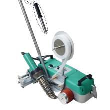 Hot Air Welding Machine For Flex Banner Tarps TPO UV Backlit Banner
