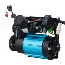Portable Tire Inflator DC12V Air Compressor Pump With Hose & Air Chuck