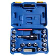 Bolton Tools EMC16-R8 16 pc R8 Quick Change Collet Set