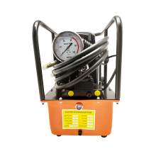 Electric Hydraulic Pump Double Acting Manual Valve Control 900W 110V