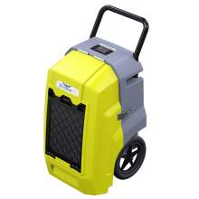 Portable Commercial Dehumidifiers 85 PPD with Pump (13.4 gallons)