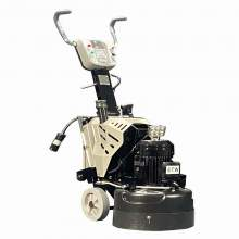 """Heavy Duty Electric Concrete Floor Grinder and Polisher Three 18"""" Disc"""