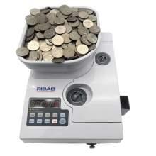 Ribao Coin Counter with Hopper Extender