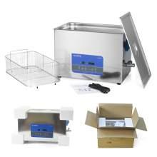 5.3GAL 20L 0.7CF Best Heating Ultrasonic Cleaner Bath 400W