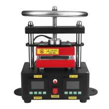 Hand Rosin Heat Press Machine  Crank Dual Heated Plates High Pressure