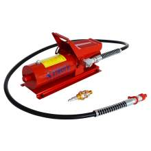 10000PSI Porta Power Air Hydraulic Foot Pump Control Lift 6ft Hose