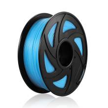 1.75mm PLA Glow in Dark Blue 3D Printer Filament 1kg 2.2lbs