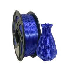 3D Printer PLA Plus Silk Violet-Blu Filament 1.75mm 2.2Lbs