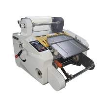 Auto Hot and Cold Roll Laminator Max. 13 inch Width A3 F350D