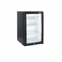 Silent Mini Refrigerator 1.6 Cu ft AC DC Truck And Tour Bus