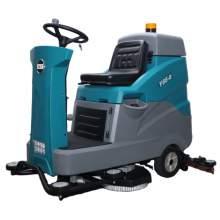 27.5'' W 2x300w Motor Ride on Electric Auto Floor Scrubber