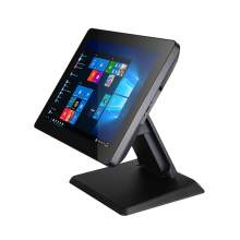 """15"""" All In One Touch Screen POS Machine POS Systems Cash Register"""