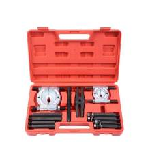 Automotive 12pcs Bearing Separator and Puller Set