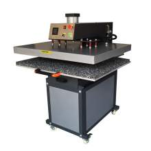 """31"""" x 39"""" Large format Pneumatic Single Station Heat Press Machine"""