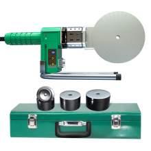 Automatic Constant Temperature Welding Machine For 75-110mm Plastic HDPE UPVC PPR PVC PE Pipe For Sale