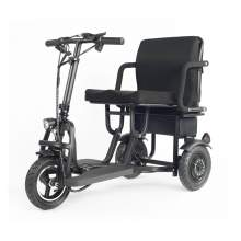 Lightweight Electric Mobility Scooter 3 Wheel 2 second Folding Scooter 700W For Disable Elder