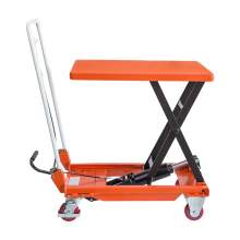"IDEAL LIFT Single Scissor Lift Table 440 lbs 29.5"" lifting height"