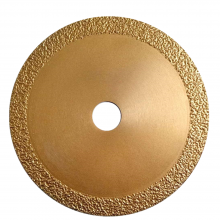 "Diamond Cutting Disc For Angle Grinder 5-15/16"" x 7/8"" x 3/32"" 1Pc"