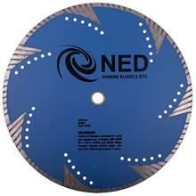 "NED 12"" Tornado Turbo (Continuous Rim)"