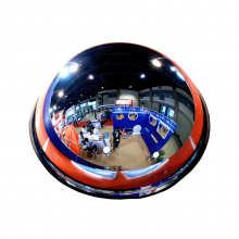 26'' Dia Arcylic Full Dome Mirror 360° Viewing Angle