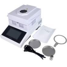 50g 1mg Halogen Lamp Heating Moisture Analyzer