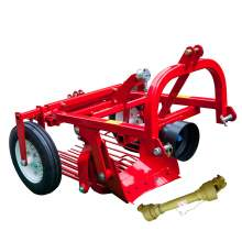 35'' 3 Point One Row Farm Tractor Potato Harvester