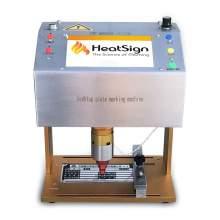 Metal Name Plate Tag Engraving Stamping Marking Machine