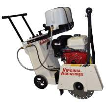 "VIrginia Abrasives 14"" Walk Behind Floor Saw 433-41000"