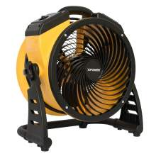 "XPOWER FC-100 1100 CFM Multipurpose 11"" Pro Air Circulator Utility Fan"