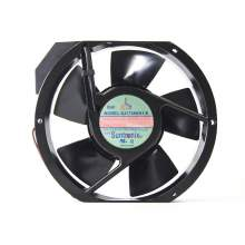 6-77/100'' Standard square Axial Fan square 115V AC 1 Phase 220cfm