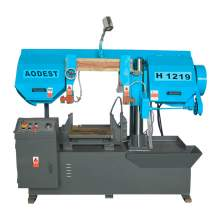 "Semi-Automatic Double-column Horizontal Band Saw 5HP 12""×17"" 460V 3PH"