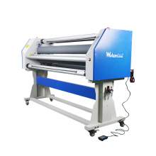 "Full-auto High Speed 67"" Wide Format Cold & Hot Laminator P1"