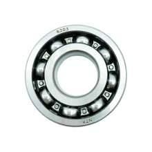 10 pcs 6203 Open Sealed Ball Bearing - 15x35x11 - Chrome Steel