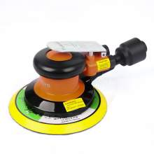6 Inch 12000 RPM Pneumatic Polisher With Eccentric Disk And Big Hose