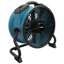 XPOWER X-34TR Variable Speed Sealed Motor Industrial Axial Air Mover Blower Fan with Timer